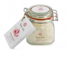 Bath Salt Rose