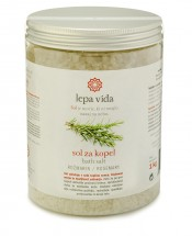 Bath Salt Rosemary